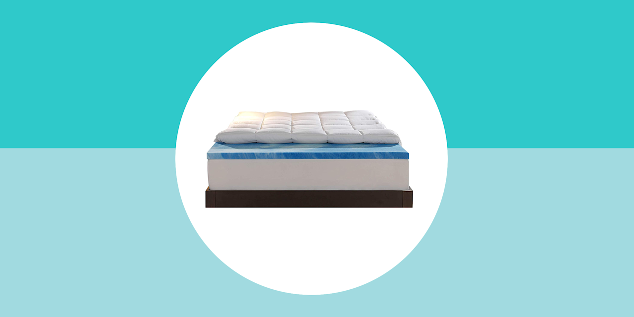 """<p>If you're a hot sleeper, you know that sticking to lightweight <a href=""""https://www.prevention.com/health/sleep-energy/g27272902/best-linen-sheets/"""" target=""""_blank"""">linen sheets</a> and <a href=""""https://www.prevention.com/health/sleep-energy/g25360733/best-comforters-hot-sleepers/"""" target=""""_blank"""">cooling comforters</a> made with bamboo and cotton are ideal. But what about your mattress? During the summer, they tend to absorb heat and can make you feel extra steamy on sweltering nights. Enter: cooling mattress pads. Cooling mattress toppers not only make your bed feel more comfortable, but they also help make your mattress more breathable. Gel-infused mattress toppers in particular are known to trap a lot of heat, then draw it away from the body. Nice, right? Ahead, shop the best cooling mattresses and toppers out there: </p>"""