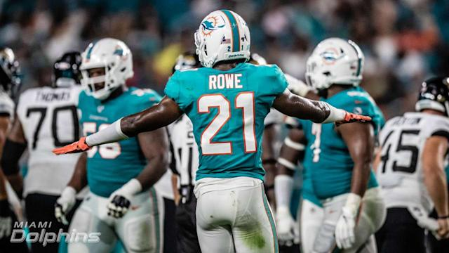 Eric Rowe Showing Full Potential, Capitalizing On Opportunity With Dolphins