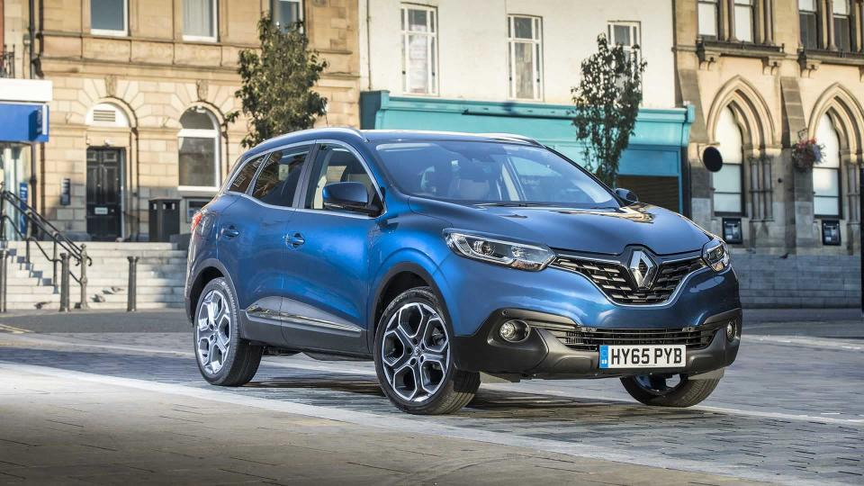 Renault scrappage 2020
