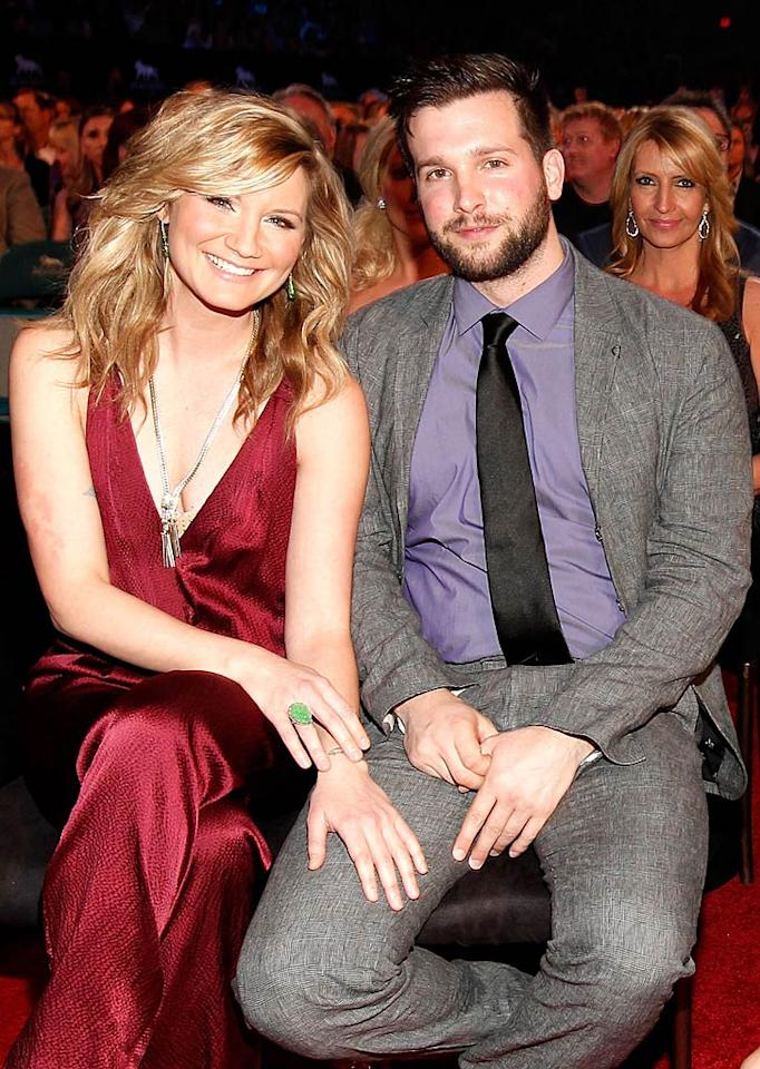 Sugarland singer Jennifer Nettles stuck to her roots when she and Todd Van Sickle chose a wedding locale. The two became husband and wife in the Smoky Mountains of Tennessee on November 26. While we wish her lots of happiness, is it selfish to hope she's not so happy that she can't sing those heart-wrenching country ballads she's known for anymore?