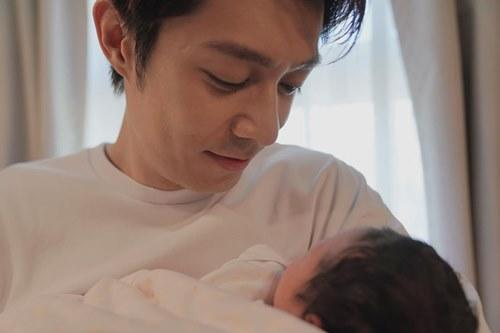 Pakho welcomed his second child last August