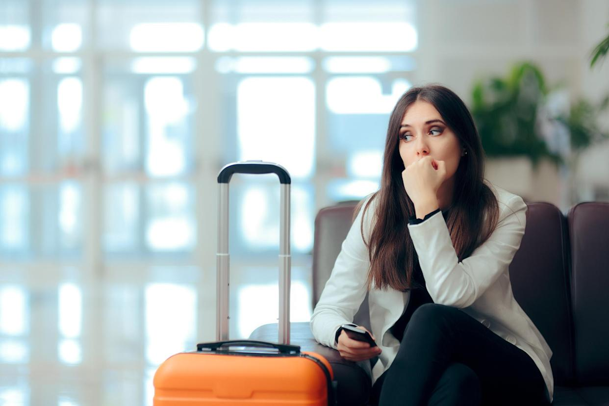 Is it illegal to travel to a country on the amber list? (Getty Images)