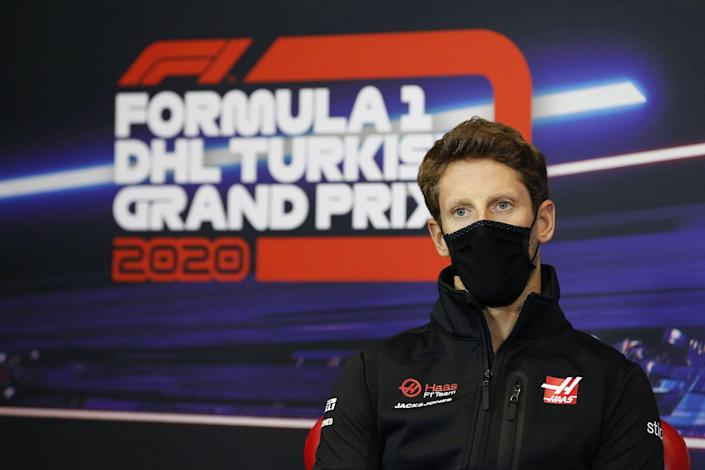 Haas F1's Romain Grosjean Weighs Pros and Cons of IndyCar ...