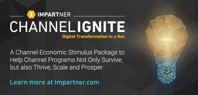 Impartner's new Channel Economic Stimulus Package is designed to give companies everything they need to kick start their channel and not only survive - but also thrive, scale and prosper in these historically challenging times.