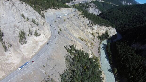 The Trans-Canada Highway upgrade will include twinning a dangerous stretch of road to make it safer.
