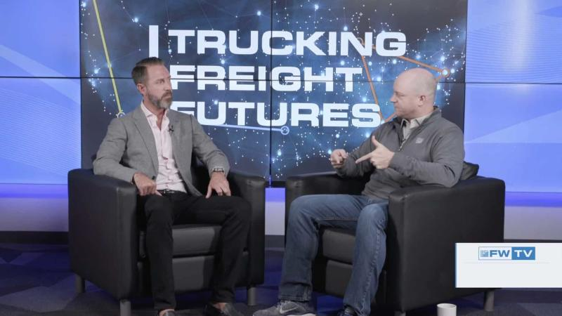 FreightWaves Now, Futures, Carriers, and Freight