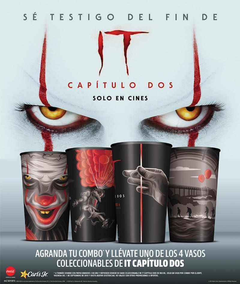 """Transcending Genre, Warner Bros. Pictures Attracts a Fearsome Lineup of Promotional Partners for New Line Cinema's Much-Anticipated Return to Derry in """"IT Chapter Two"""""""