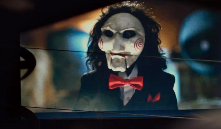 Jigsaw is back... or is he? Credit: Lionsgate