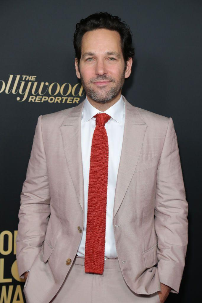 <p>Nowadays, we know Paul as Ant-Man. Who else goes from '90s heartthrob to superhero in one lifetime? The dude really has got some fabulous genes. </p>