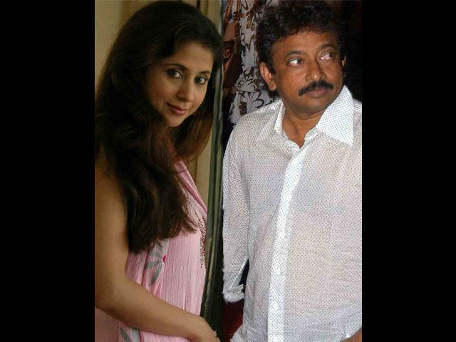 <b>6. RGV-Urmila </b><br>Ram Gopal Verma is known to handpick his heroines. He also loves to play Godfather to young faces. Of course, it all began with Urmila Matondkar. Urmila had begun her career as a child artist in 1981. Later, as she was struggling to find success as a heroine, RGV gave her a break. The 1995 musical hit Rangeela, established her both as an actor and as the new glamour girl of Bollywood. Later, she worked in RGV projects such as Daud, Satya, Kaun, Mast, Jungle, Pyaar Tune Kya Kiya, Bhoot and Ek Hasina Thi.