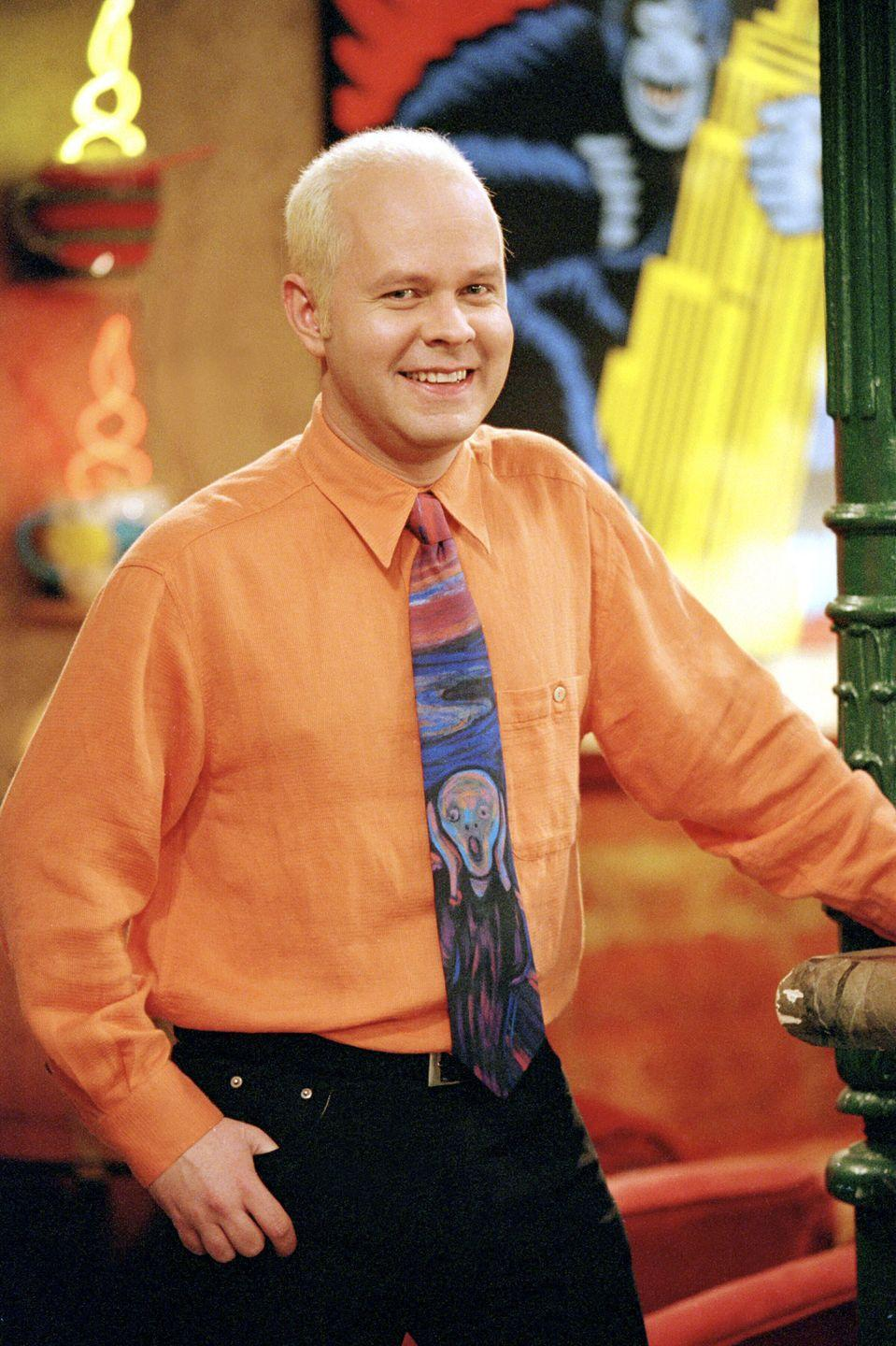 <p>James was a staple at Central Perk after being casted on <em>Friends</em> as the Rachel-obsessed barista, Gunther. </p>