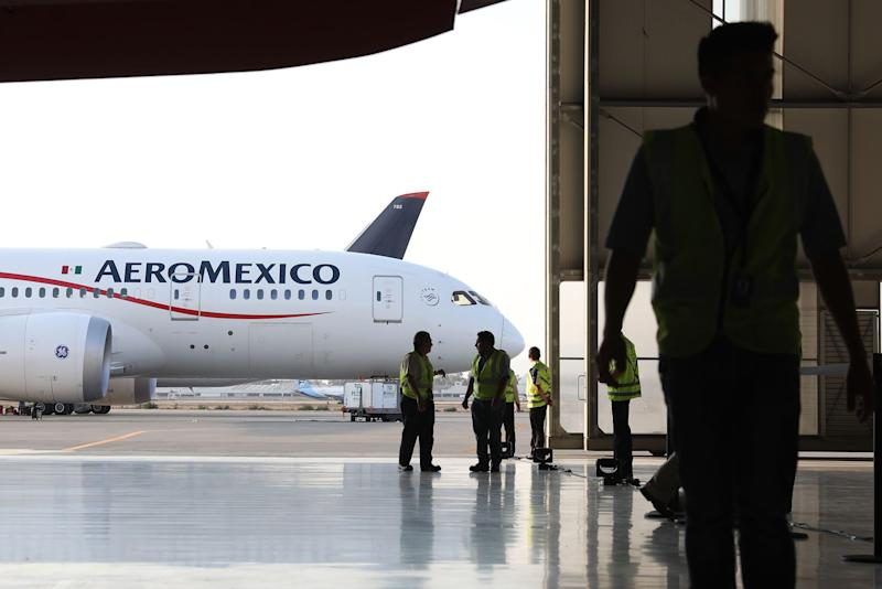 Aeromexico Files for Ch. 11 Bankruptcy Protection in U.S.