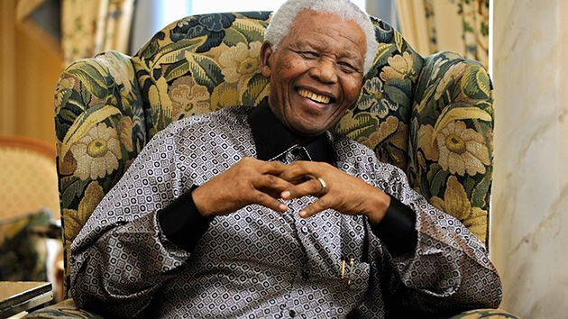 Mandela sadly passed away on Wednesday, leaving the world in mourning. Photo: Reuters.