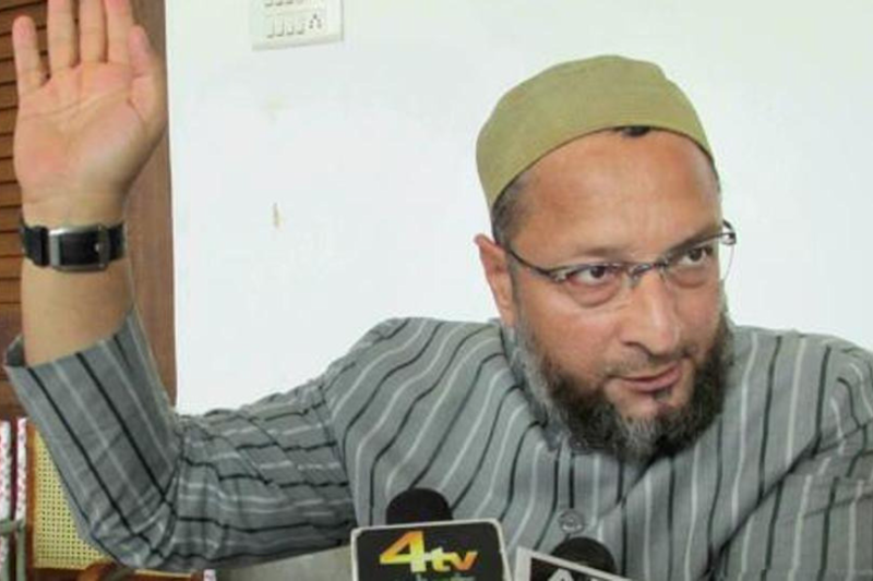 'Don't Let Imran Khan's Wishes Come True': Owaisi Tells Voters in Swipe at PM Modi