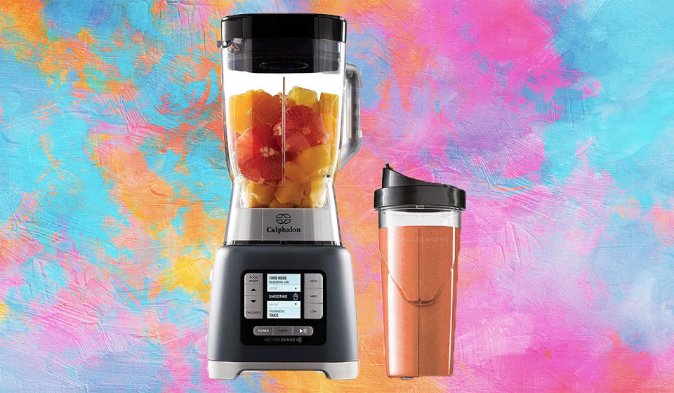 Like having a juice bar in your kitchen. (Photo: Amazon)