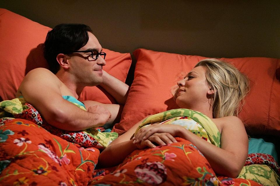 """<h1 class=""""title"""">The Big Bang Theory, Season Three</h1><cite class=""""credit"""">CBS Photo Archive</cite>"""
