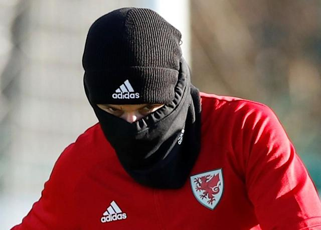 Euro 2020 Qualifier - Wales Training