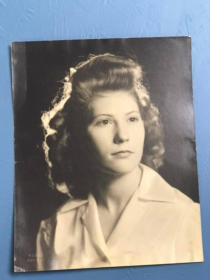 Geneva Wood worked as a maternity ward nurse at nights when she raised her children. Then she got a master's degree in hospital administration. Wood, now 90, always worked hard and that strength continues to help her. (Courtesy the family of Geneva Wood)