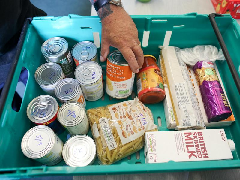 In 2014 – the year with the highest food bank use – 1 per cent of adults and 2.3 per cent of children living in West Cheshire received emergency food: Getty
