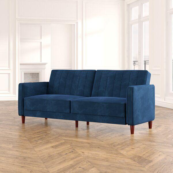 """<p><strong>Willa Arlo Interiors</strong></p><p>wayfair.com</p><p><strong>$351.90</strong></p><p><a href=""""https://go.redirectingat.com?id=74968X1596630&url=https%3A%2F%2Fwww.wayfair.com%2Ffurniture%2Fpdp%2Fwilla-arlo-interiors-nia-velvet-815-square-arm-sleeper-wrlo6780.html&sref=https%3A%2F%2Fwww.housebeautiful.com%2Fshopping%2Fbest-stores%2Fg34127276%2Fbest-way-day-2020-deals%2F"""" rel=""""nofollow noopener"""" target=""""_blank"""" data-ylk=""""slk:Shop Now"""" class=""""link rapid-noclick-resp"""">Shop Now</a></p>"""