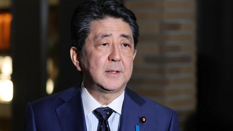 Japanese Prime Minister Shinzo Abe has announced the Tokyo Olympics will be postponed for a year