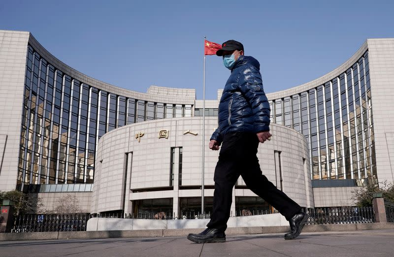 China's new yuan loans set to rise in August, keep economy on recovery path - Reuters poll