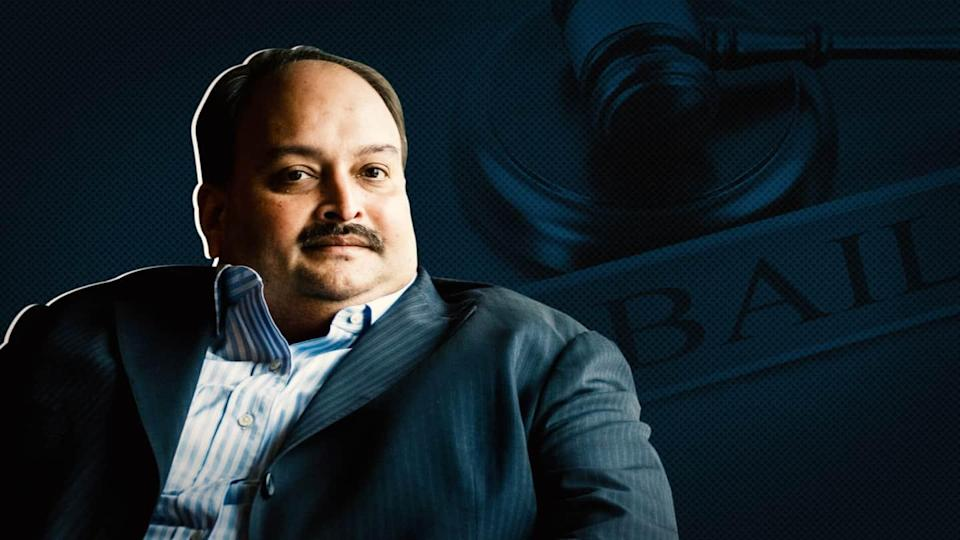 Dominican court grants bail to Mehul Choksi on medical grounds
