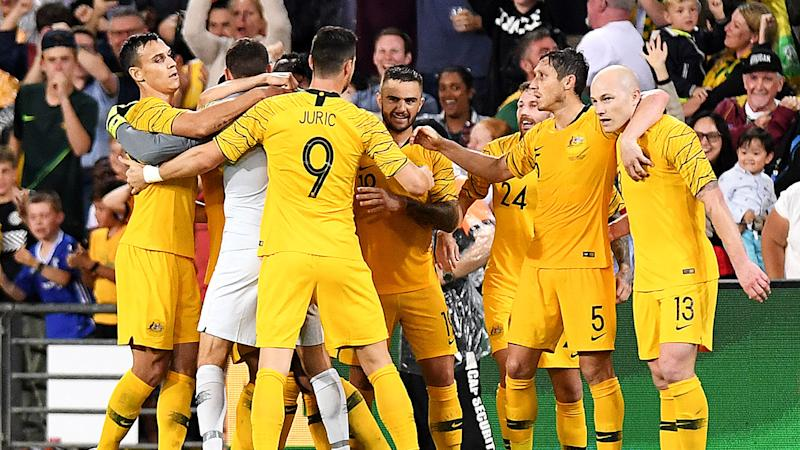The salaries of the Matildas and Socceroos players will fall in line with one another.