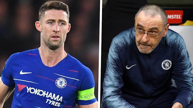 'It's difficult to have respect for some things he did' - Cahill reveals rocky Sarri relationship at Chelsea