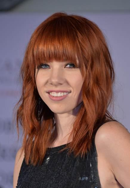 Carly Rae Jepsen -- Getty Images