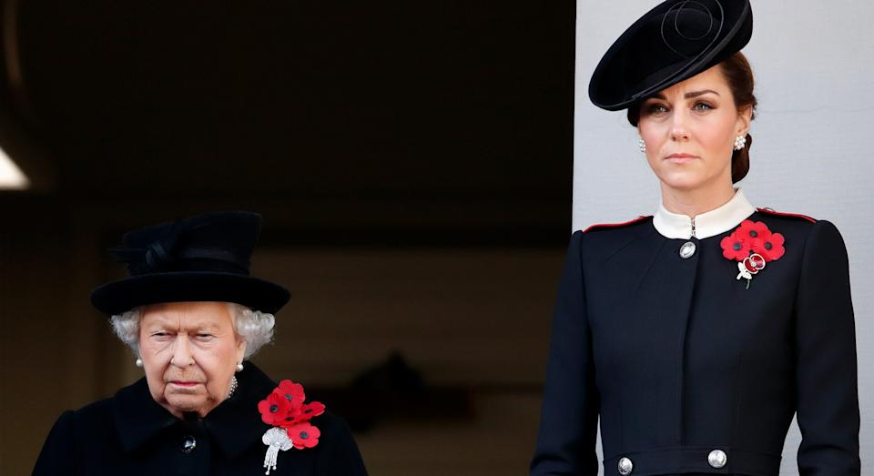 The Royal Family has entered a period of mourning following the death of Prince Philip. (Getty Images)