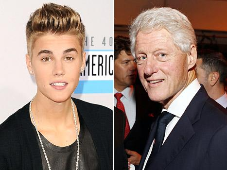 Justin Bieber Apologizes to Bill Clinton for Shocking Video: All the Details