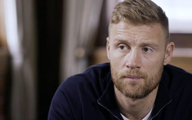 Freddie Flintoff has opened up on his struggles with bulimia - BBC/South Shore