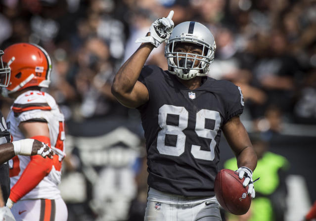 The Cowboys paid a hefty price, but hope to get big production out of Amari Cooper in the remaining nine regular-season games this year. (Getty Images)