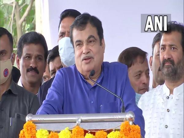 Union Minister of Road Transport and Highways Nitin Gadkari (Photo/ANI)