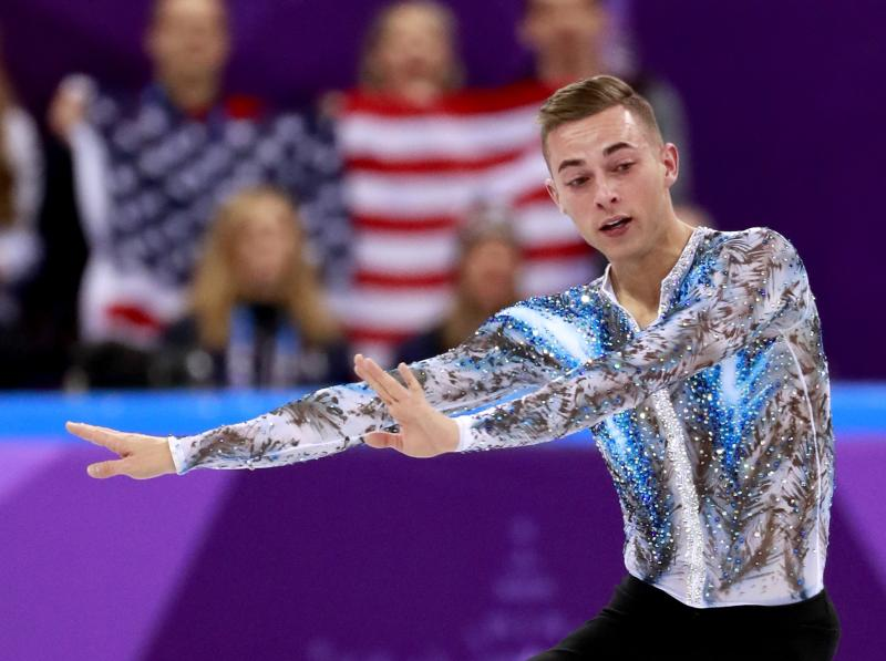 Donald Trump Jr Criticizes Adam Rippon's 'Olympic Experience Not About Pence' Comment