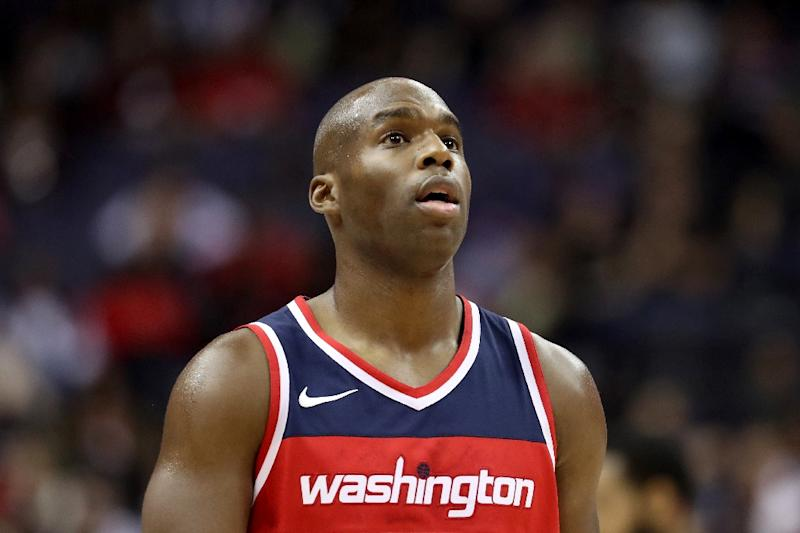 Wizards' Meeks suspended for playoffs for reported drug policy violation