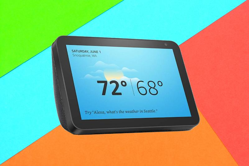 Save $30 on this all-new smart home display! (Photo: Amazon)