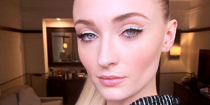 24575773b3e Sophie Turner's Makeup Artist Explains Exactly How to Recreate This ...