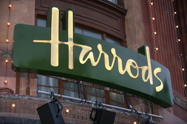 Backlash: Harrods agreed to change its policy and allow 160 lower-spending families the chance to visit the grotto following criticism from customers. (Getty Images)