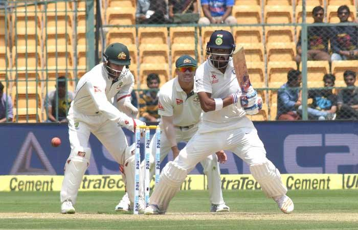 Lokesh Rahul enjoys batting with sore shoulder