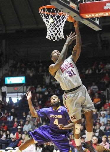Holloway, Mississippi take down Lipscomb 91-45
