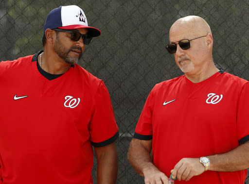 Champs to chumps: Age, injuries drop 2020 Nats to last place