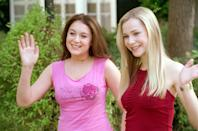 """<p>An oldie but goodie, this 2004 flick follows a group of friends on a wild night leading up to their first day of high school. They must win a scavenger hunt to snatch the best seat on campus and to secure their social status.</p> <p>Watch <a href=""""https://www.netflix.com/title/60036235"""" class=""""link rapid-noclick-resp"""" rel=""""nofollow noopener"""" target=""""_blank"""" data-ylk=""""slk:Sleepover""""><strong>Sleepover</strong></a> on Netflix now.</p>"""