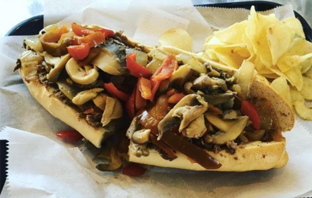 A classic Philly Cheesesteak. Photo: Instagram
