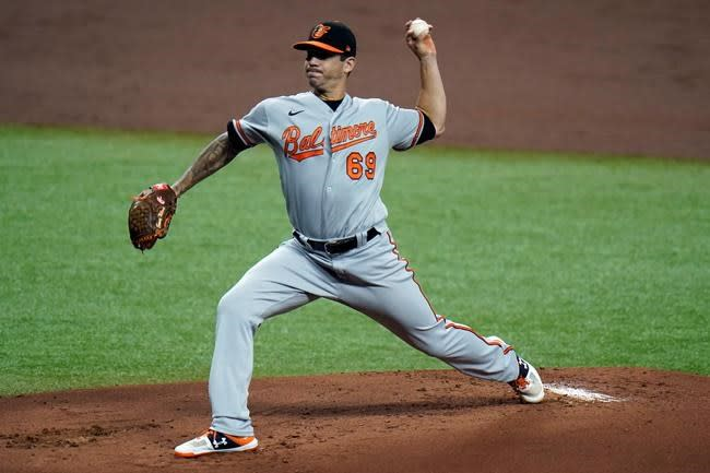 Pitching-desperate Braves acquire LH Milone from Orioles