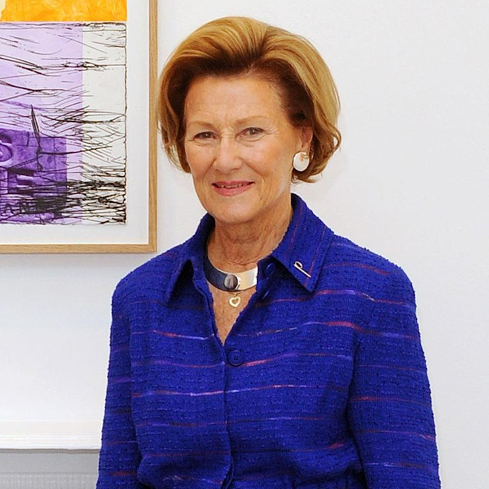 """<p>Queen Sonja was 32 when she <a href=""""https://www.hellomagazine.com/royalty/2016012129395/queen-sonja-norway-miscarriage/"""" rel=""""nofollow noopener"""" target=""""_blank"""" data-ylk=""""slk:lost a baby boy"""" class=""""link rapid-noclick-resp"""">lost a baby boy</a> aboard the royal yacht in July 1970. </p> <p>""""I remember all the strange faces that bent over me when I was going into hospital,"""" King Harald's wife recalled in a documentary. """"It was horrid.""""</p> <p>Though she faced speculation on if she would be able to provide an heir, Sonja went on to have two healthy children: Crown Prince Haakon and Princess Martha Louise.</p>"""
