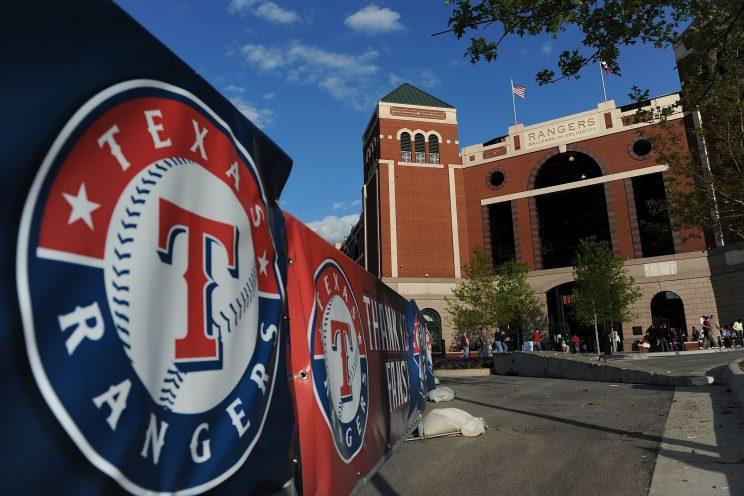 The Rangers sexual assault case highlights the dangers of hazing in sports. (Getty Images/Ronald Martinez)