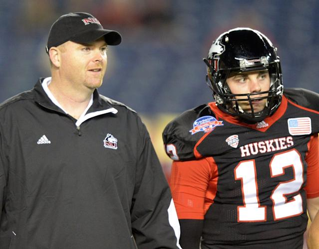 Northern Illinois to wear jerseys with a corn pattern for season-opener (Photo)