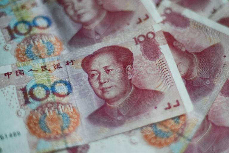 Chinese corporate debt stood at around 120 percent of GDP in 2015, according to the IMF